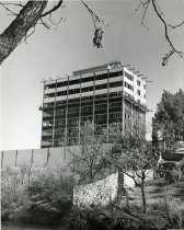 Image of River Terrace under construction