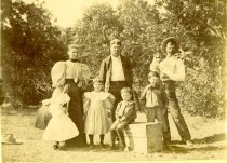 Image of Dolan family