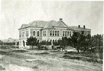 Image of high school building