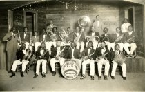 Image of Knights of Pythias band