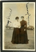 Image of May Greer and Minnie Jamison