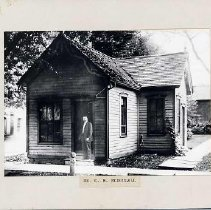 Image of House of Dr. C. H. McDougall