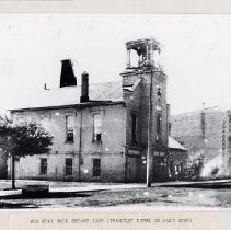 Image of Old fire hall before 1928