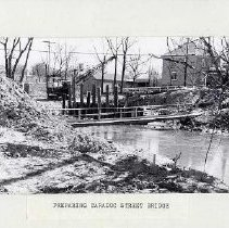 Image of Caradoc Street Bridge Construction