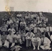 Image of Group of golfers