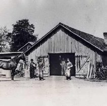 Image of William Leacock Blacksmith Shop