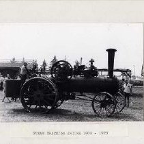Image of Steam Traction Engine