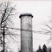 Image of Old water tower, High Street
