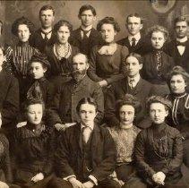 Image of Strathroy Model School 1901