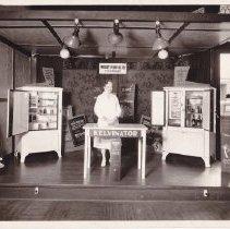 Image of Wright Piano Company Display