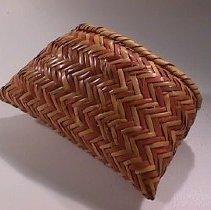 Image of Native American Baskets - Wall Pocket