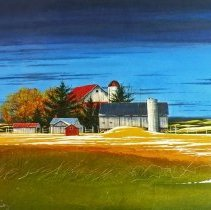 Image of American Art - Fall Thaw - Agribuilding