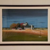 "Image of William Dunlap, ""Fall Thaw, Agribuilding"""
