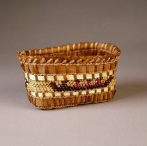 Image of Native American Baskets - Basket