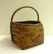 Image of Native American Baskets - Halat nowa tapushik (Carrying Basket)
