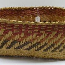 Image of Native American Baskets - Magazine Basket