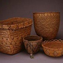 Image of Native American Baskets - Gathering Basket
