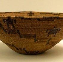 Image of Native American Baskets - Flaring Bowl