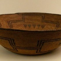 Image of Native American Baskets - Bowl