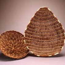 Image of Native American Baskets - Peach Basket