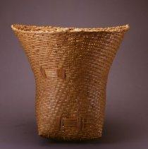 Image of Native American Baskets - Kish'e (Pack or Burden Basket)