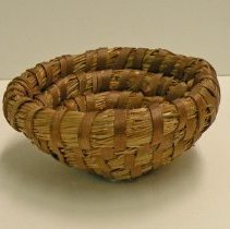 Image of Non-Native Baskets - Small Splint Basket