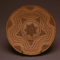 Image of Native American Baskets - Miniature Plaque