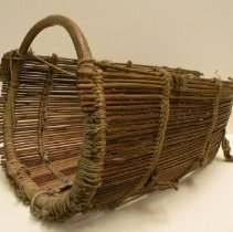 Image of Native American Baskets - Baby Carrier