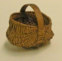 Image of Catherine Marshall Gardiner Basketry Collection - Small Splint Basket