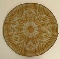 Image of Catherine Marshall Gardiner Basketry Collection - Coiled Tray