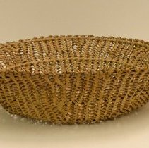 Image of Catherine Marshall Gardiner Basketry Collection - Bowl-Shaped Basket