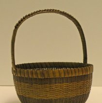 Image of Catherine Marshall Gardiner Basketry Collection - Copper Basket