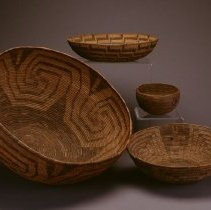 Image of Native American Baskets - Drinking Cup