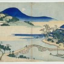 Image of Japanese Prints - Senki Yagetsu (Moonlight Evening at Senki)