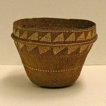 Image of Native American Baskets - Meal Jar