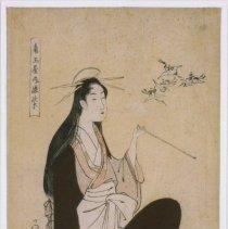 Image of Japanese Prints - Tayu Koi-Murasaki of House Kadotama-ya