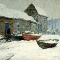 Image of American Art - Snowbound