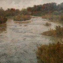 Image of European Art - Shenango River