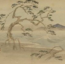 Image of Japanese Prints - View of Maiko Beach