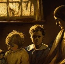 Image of American Art - My Family