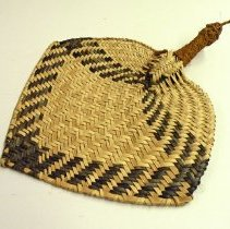 Image of Non-Native Baskets - Fan