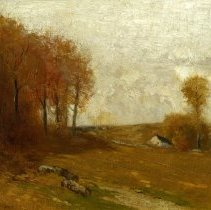 Image of American Art - October Day