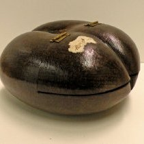 Image of Miscellaneous - Coconut Shell Container