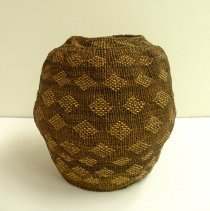 Image of Native American Baskets - Bulbous Basket