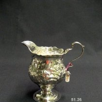 Image of British Georgian Silver - George III Cream Jug