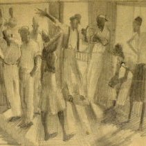 Image of American Art - Front Porch Party