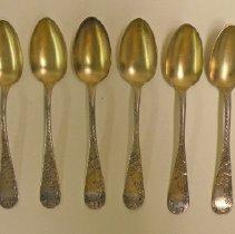 Image of American Silver - Teaspoons (8)