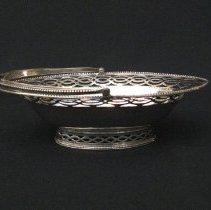 Image of British Georgian Silver - George III Sweetmeat Basket