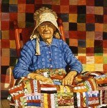 Image of American Art - Aunt Essie Blackledge