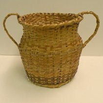 Image of Native American Baskets - Urn-Shaped Basket